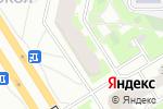 Схема проезда до компании Алоэ в Ярославле