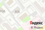 Схема проезда до компании Вологдагортеплосеть, МУП в Вологде