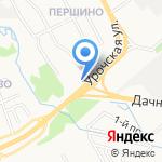 ХайТек Фасад на карте Ярославля