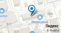 Компания DA STUDIO на карте