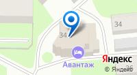 Компания Арадео на карте