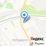 НордГазСтрой на карте Ярославля