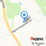 Стандарт-Инвест на карте Ярославля