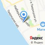 Детский сад №173 на карте Ярославля