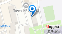Компания Почтовое отделение связи №382 на карте