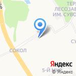 Ключ-сервис на карте Ярославля