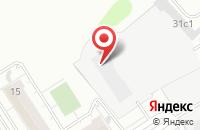 Схема проезда до компании АСПЕКТ-М в Ярославле