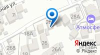 Компания Вертекс на карте