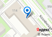 Департамент образования Вологодской области на карте
