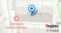 Компания ЭКСПОСТРОЙ на карте