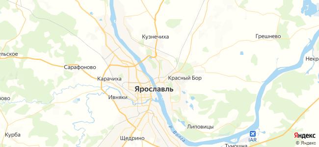 24 автобус в Ярославле