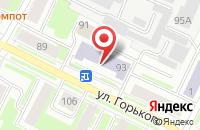 Схема проезда до компании Центр Управления Кооперативным Образованием в Вологде
