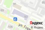 Схема проезда до компании АРГО в Вологде