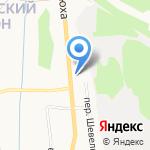 ЯрДизель-Комплект на карте Ярославля