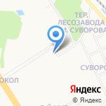 Autotronica на карте Ярославля