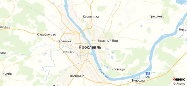 32 автобус в Ярославле