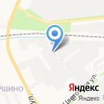 Мир Дерева на карте Ярославля