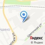 Метелица Плюс на карте Ярославля