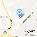 ИнтерГео на карте Ярославля