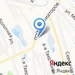 Планета Камня на карте Ярославля