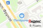 Схема проезда до компании Живи Лучше в Ярославле