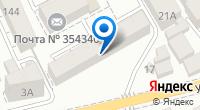 Компания Антей на карте