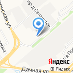 Авторская стоматология на карте Ярославля