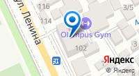 Компания Гольфстрим на карте