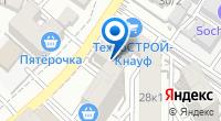 Компания ШРУС на карте