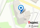 Тесто-Место на карте