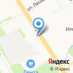 Шиномонтажная мастерская на карте Ярославля