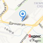 Стардог!s на карте Ярославля