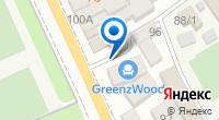 Компания Контракт на карте