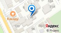 Компания Электрокомплекс, ПК на карте