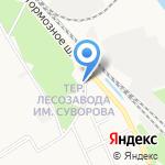 Автосервис на карте Ярославля