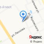 Арт Монумент на карте Ярославля