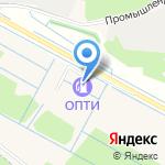 Ярославская топливная компания на карте Ярославля