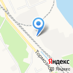 РИК на карте Ярославля
