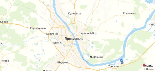 67 маршрутка в Ярославле