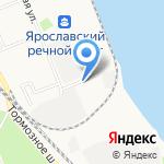 Яррыбторг на карте Ярославля