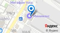 Компания МаксВит на карте