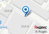 Сочинская марка на карте