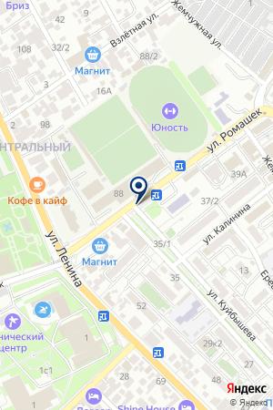 МЕБЕЛЬНЫЙ САЛОН КУХНИ ДРИАДА на карте Сочи