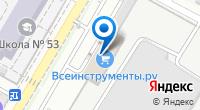 Компания Сити Групп на карте
