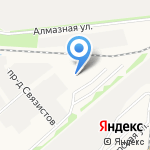 Металл Профиль на карте Ярославля