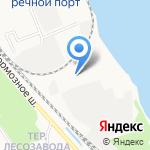 Nays на карте Ярославля