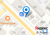Магазин вологодского льна и трикотажа на карте