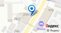 Компания Спутниковое ТВ на карте