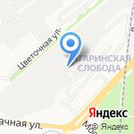 Докма Текстиль на карте Ярославля