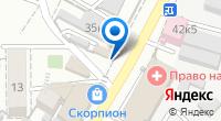 Компания Аутсорсинговая компания на карте